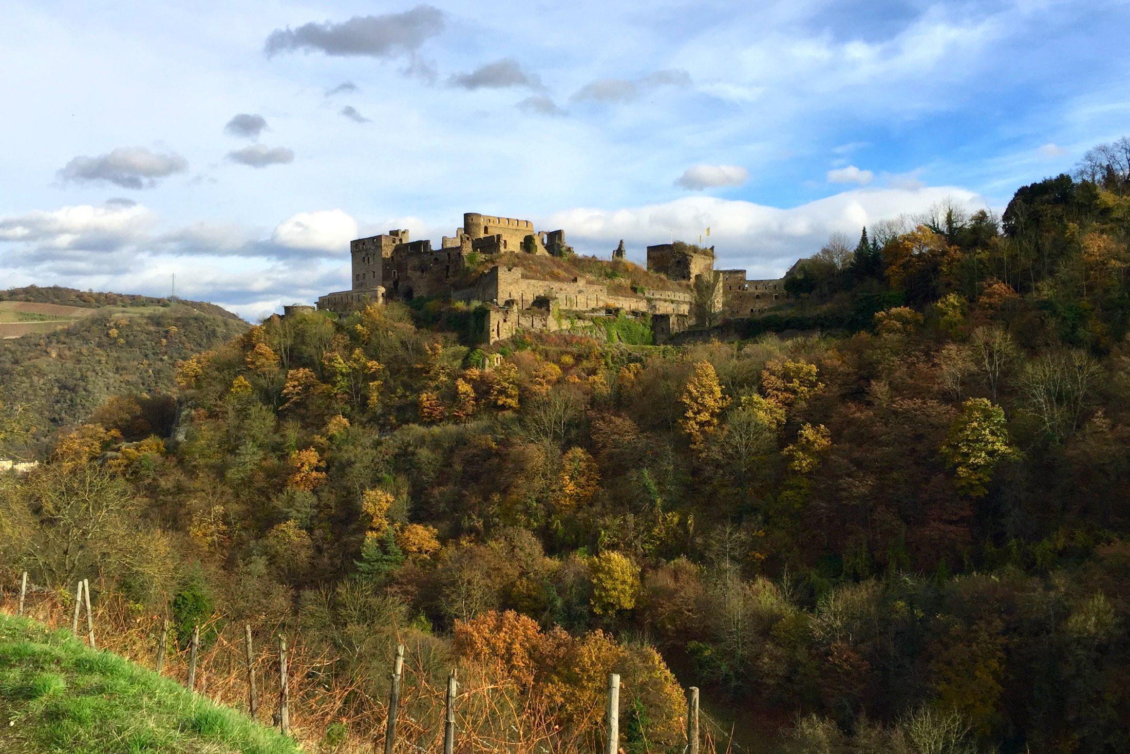 Burg Rheinfel, St. Goar